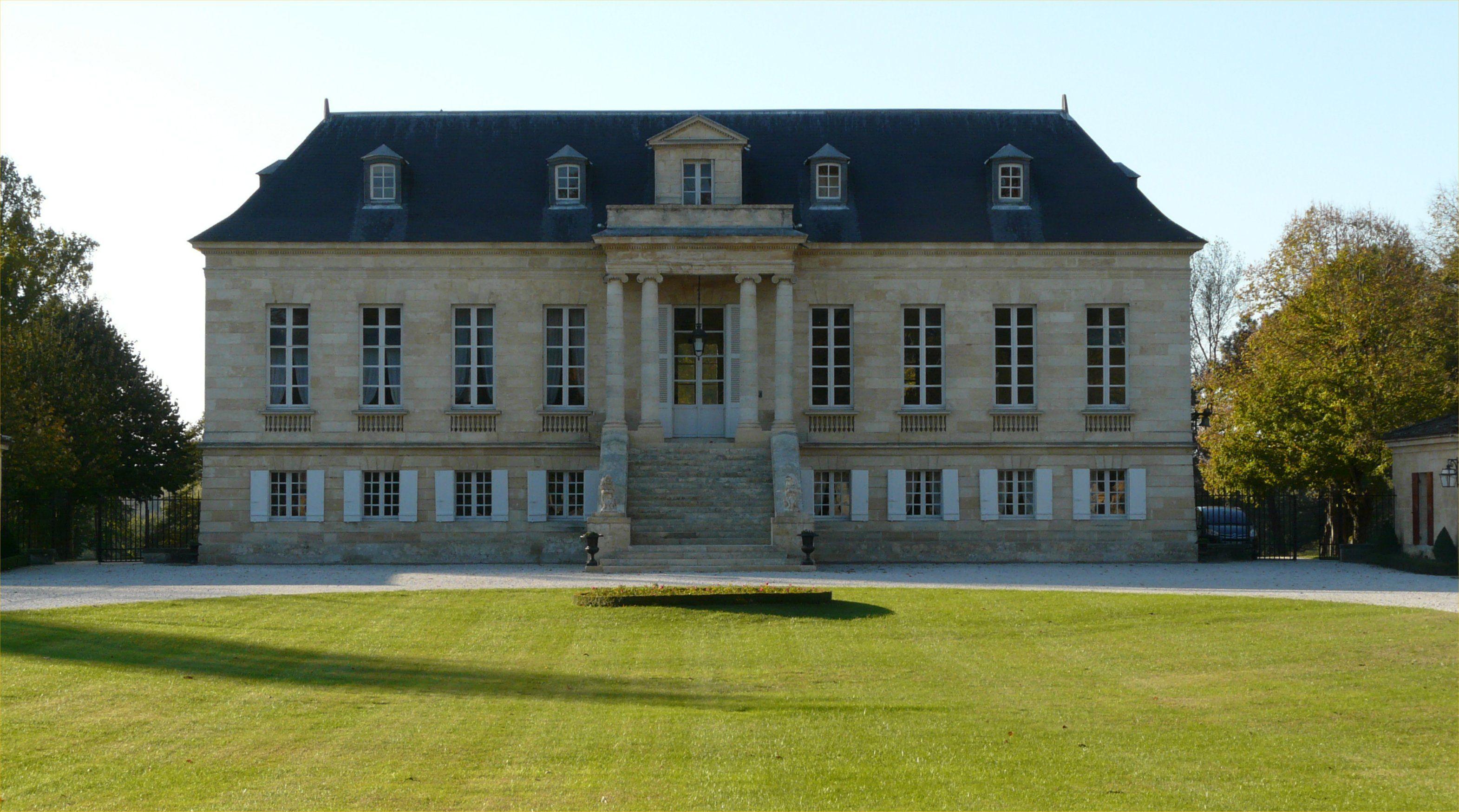 Chateau La Louviere France Arhitektura Fasad