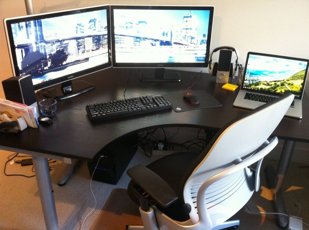 mashup: 20 of the coolest home office & workstation setups