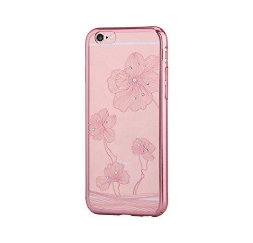 big sale 0168f bedb8 Pin by lancy chan on bling bling Swarovski crystal case | Iphone ...