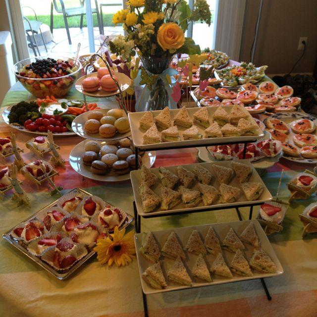Top 20 Tea Platters: Best 25+ Sandwich Platter Ideas On Pinterest
