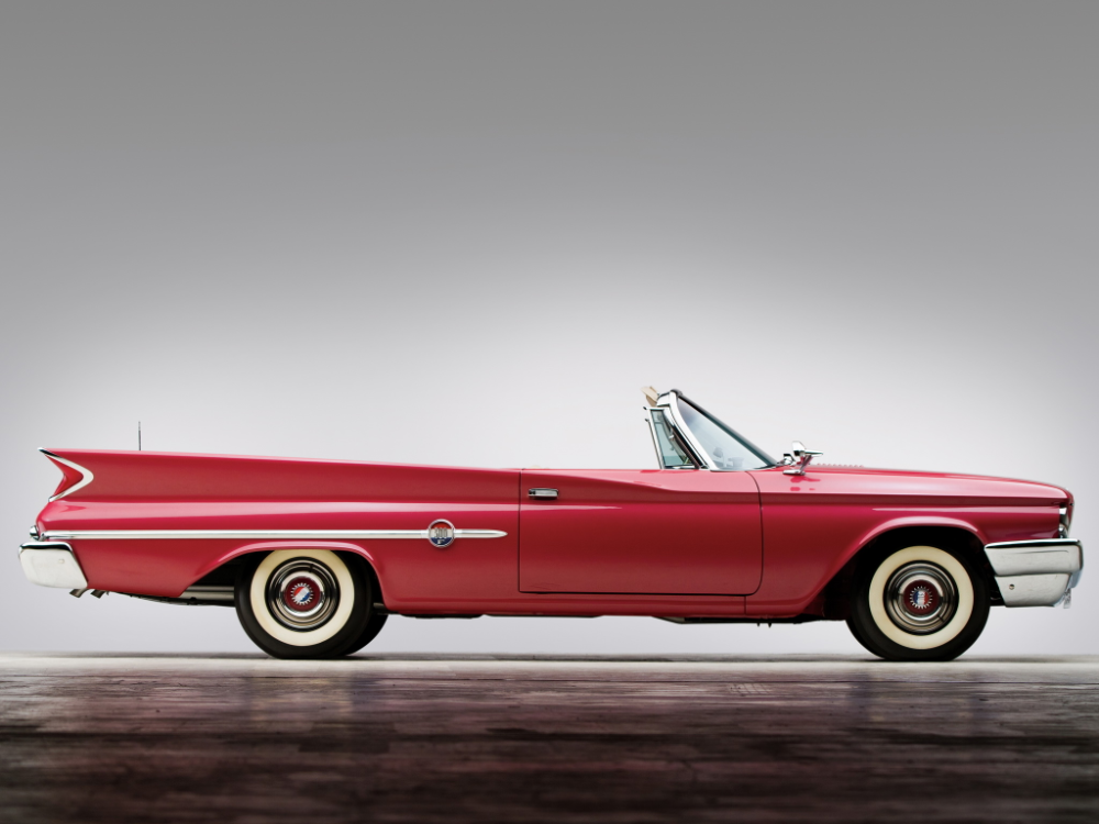 Download hd wallpapers of 122807-1960, Chrysler, 300f, Convertible, Retro. Free …