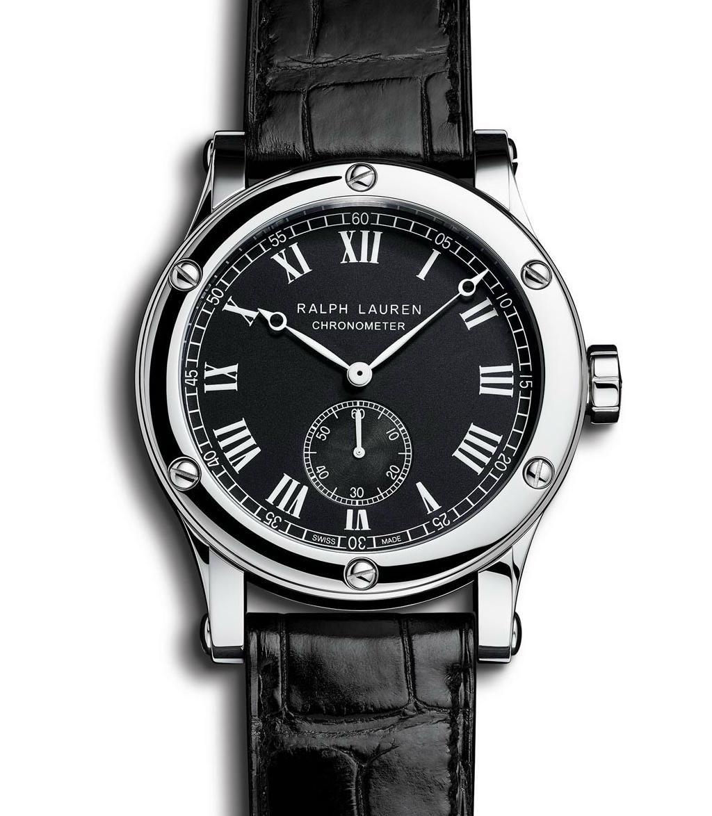 678fe9e5f643 Fine watches · SIHH 2014 - Ralph Lauren - Sporting Classic Chronometer