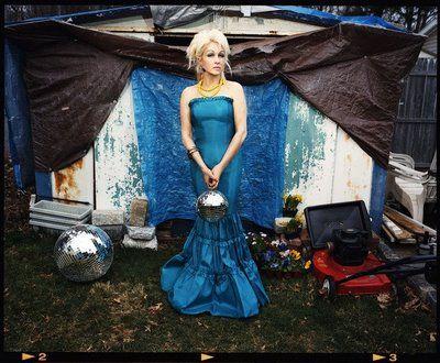 Cyndi Lauper, photographed by Stefanie Schneider