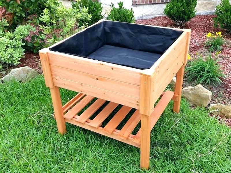 Raised Garden Bed Lowes Google Search Pallet Projects Garden