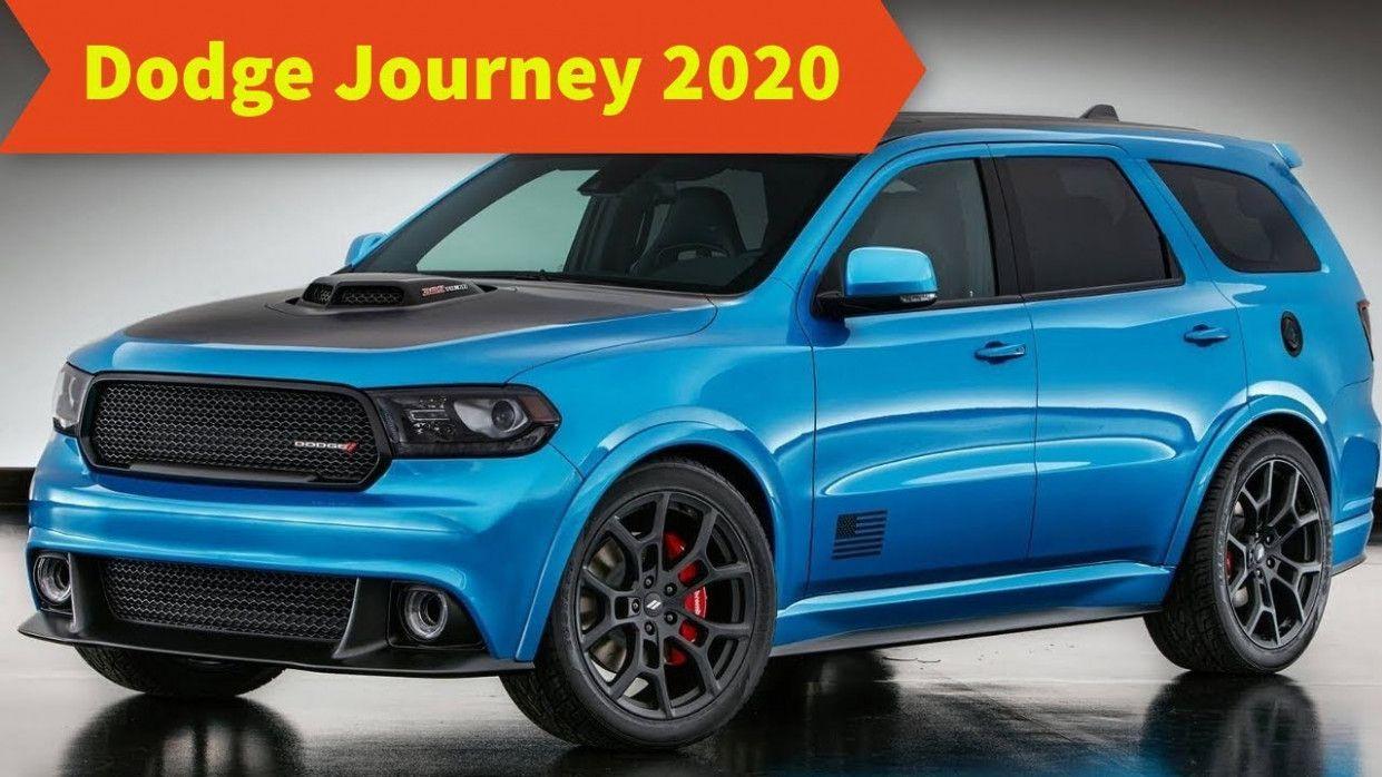 2020 Dodge Journey Configurations In 2020 Dodge Journey Dodge Grand Caravan