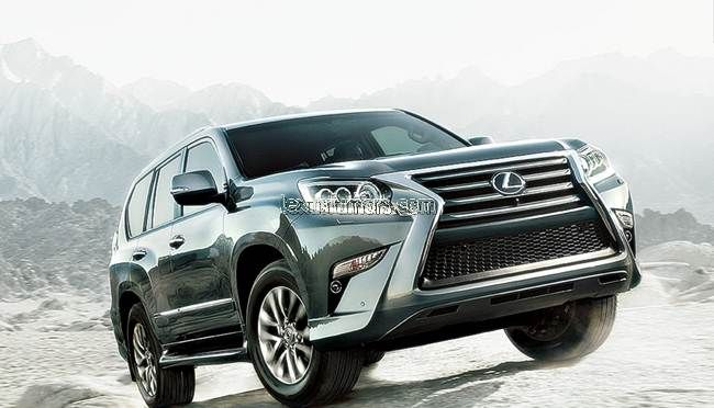 2017 Lexus Gx 460 Redesign Toyota Is Again Going To Dispatch Another