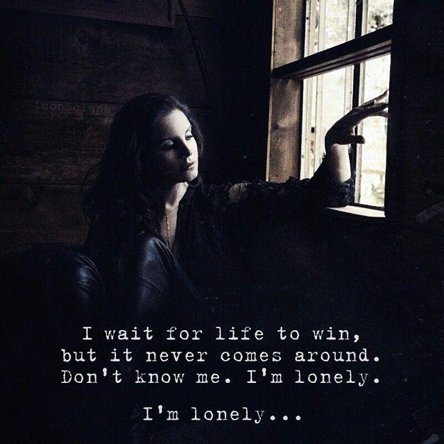 Lana Del Rey #LDR #Wait_For_Life