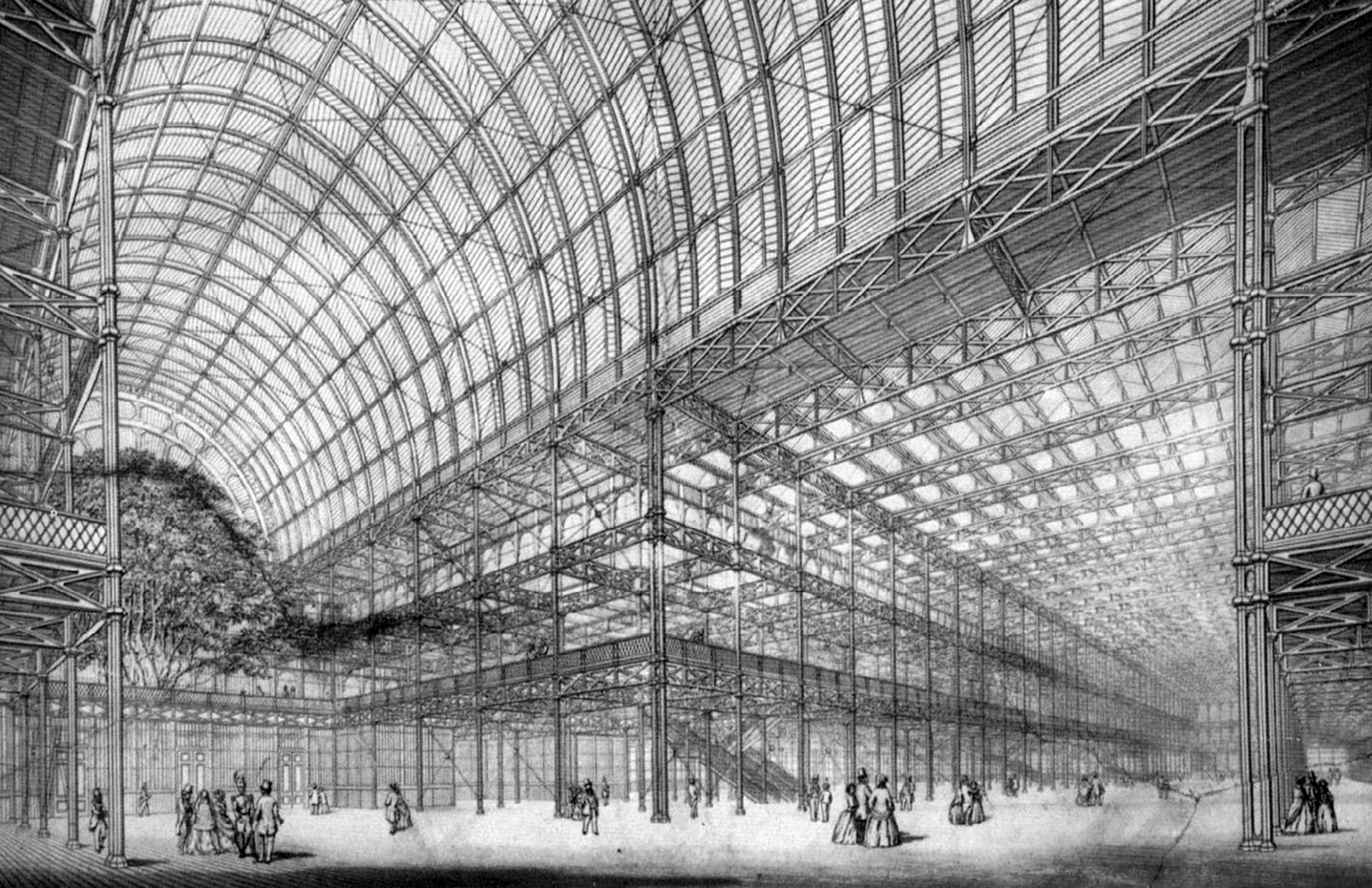 Joseph paxton the crystal palace architecture pinterest joseph paxton the crystal palace jeuxipadfo Gallery