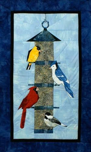 Free Bird Quilt Patterns Bing Images Paper Pieced