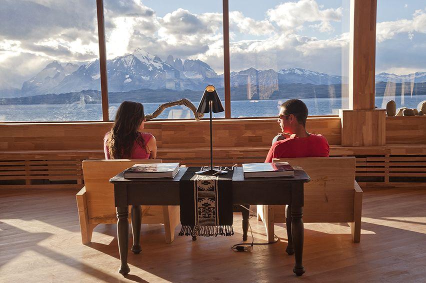 Tierra Patagonia Hotel & Spa - Patagonia - Chile