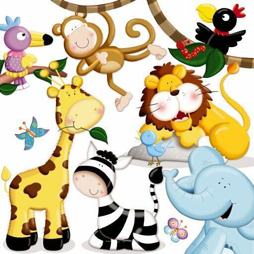 Muchos animales para imprimir , laminas bonitas y divertidas de ...
