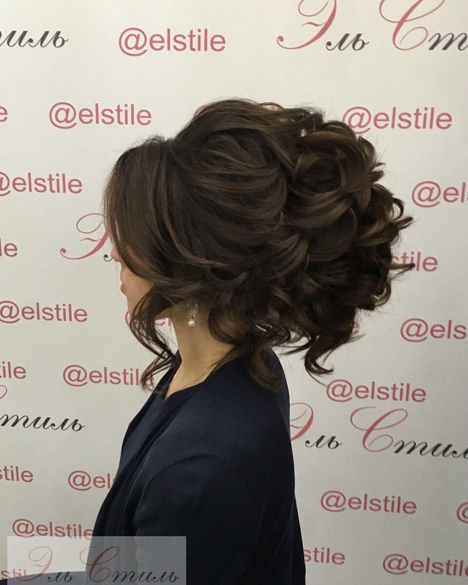 Lovely Bridal Look Make Up Hairstyles Web Www Elstile Ru
