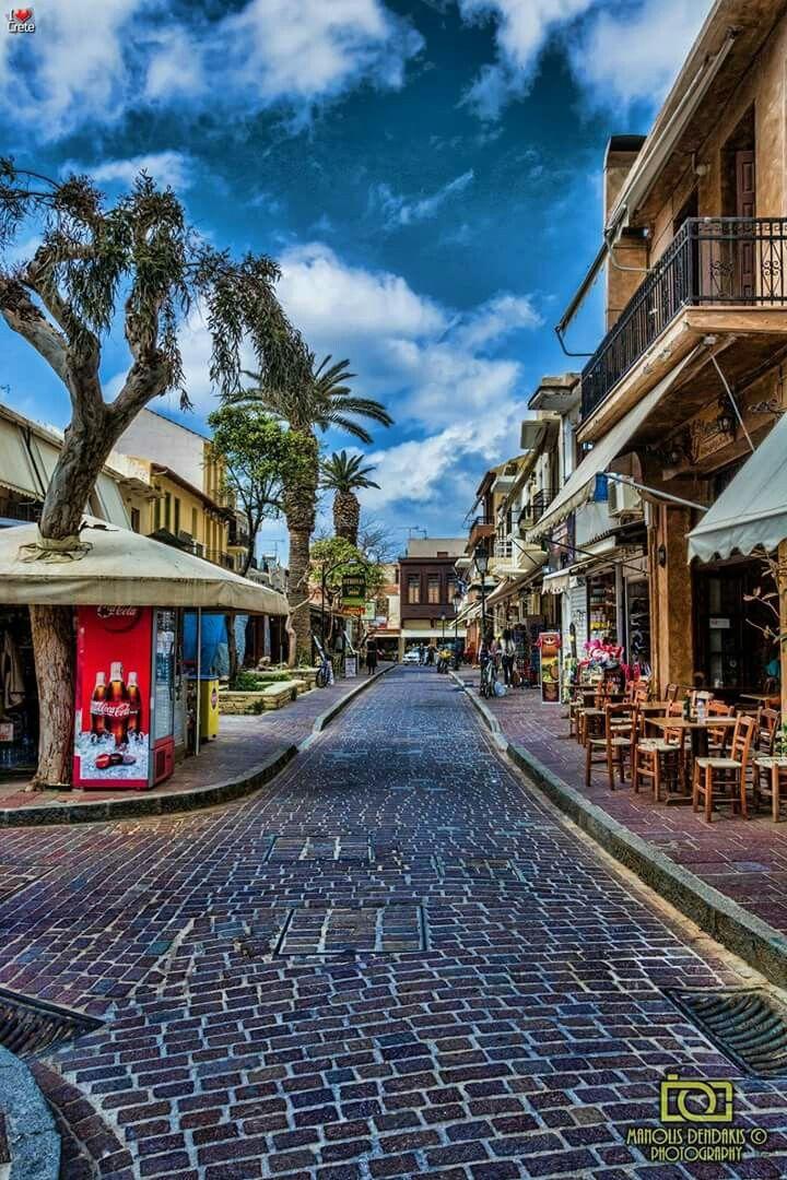 Rethimno, Creta