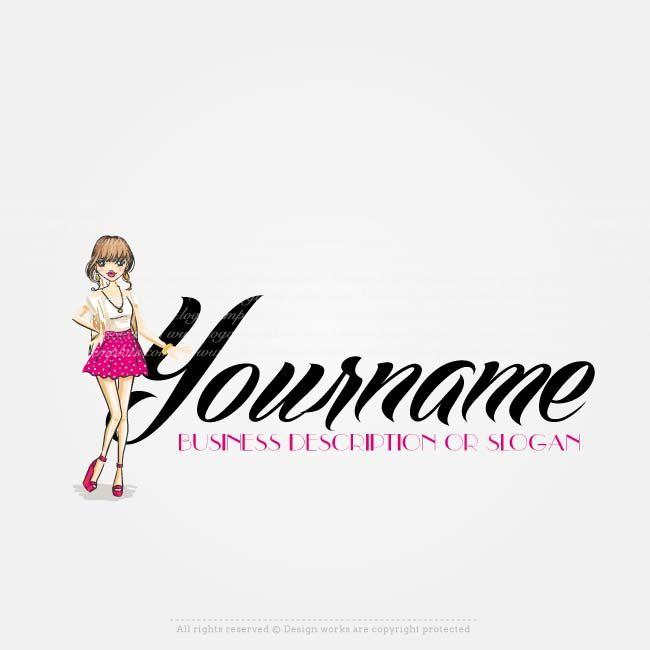 Create Fashion Logo Designs With Free Logo Maker Fashion Logo Beauty Logo Design Logo Templates
