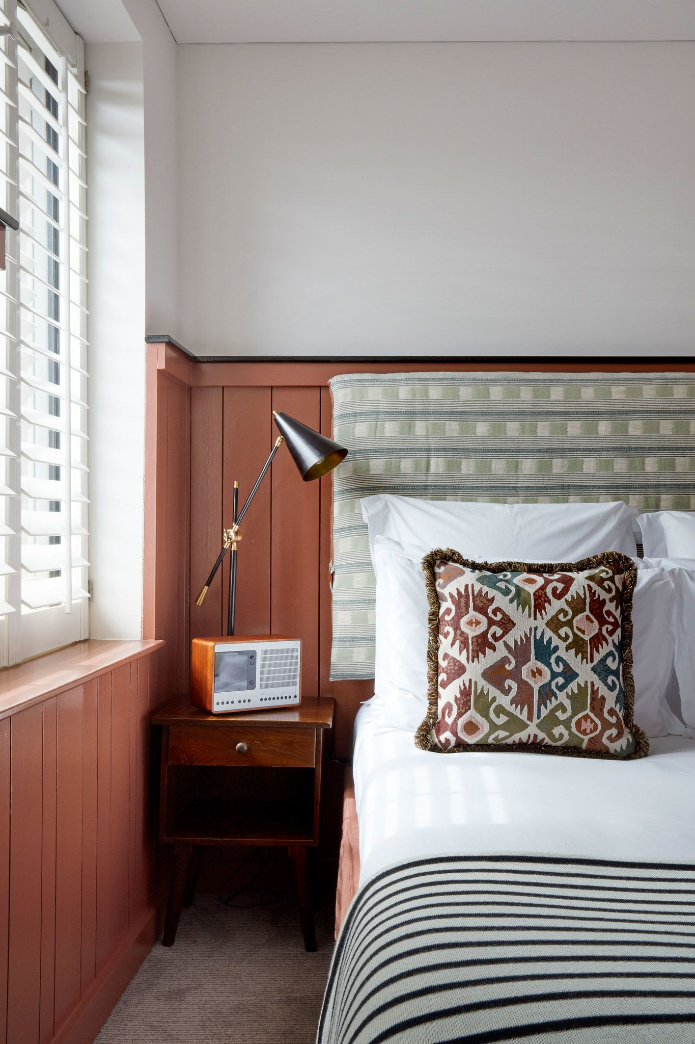 Soho House Shoreditch: Guest Bedrooms, Tiny