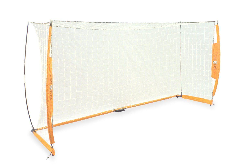 Amazon Com Bow Net Portable Soccer Net Bownet Soccer Goal Sports Outdoors Portable Soccer Goals Soccer Goal Goal Net