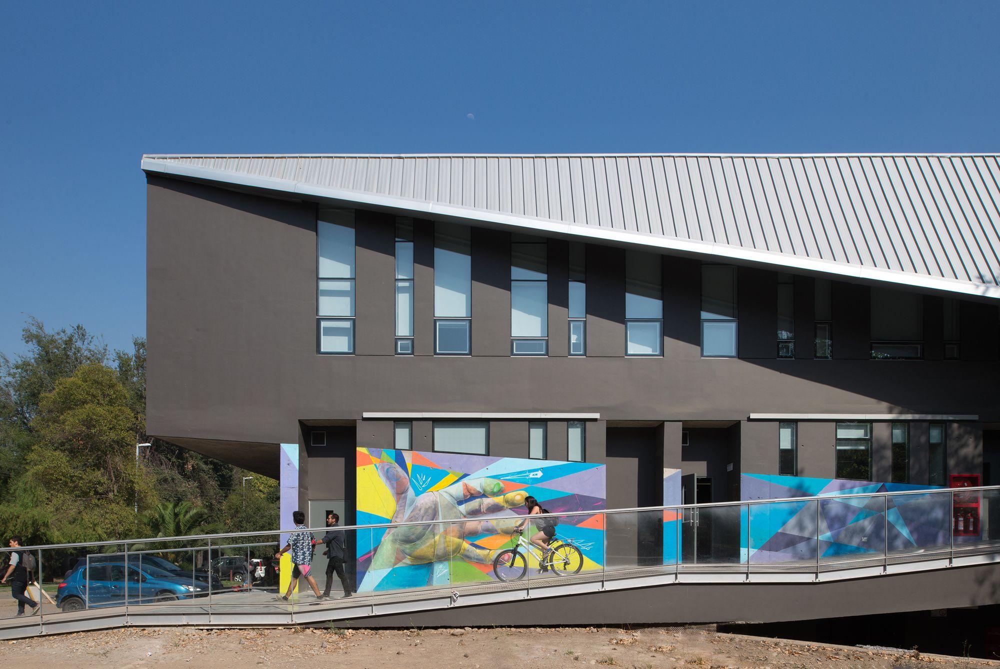Galería - Aularios Campus Juan Gomez Millas Universidad de Chile / Marsino Arquitectos Asociados - 15