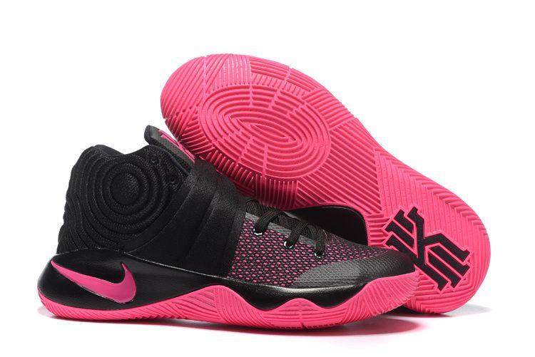 NIKE Kyrie Irving 2 Effect Tie Dye Basketball Shoes AAAA-056