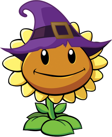 Plants Vs Zombies 2 Sunflower Halloween R Plant Zombie Plants Vs Zombies Plants Vs Zombies Birthday Party