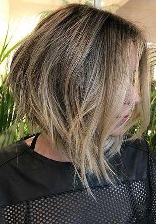 2017 Bob Lob Sac Kesimleri Cheveux De Bobs Styles De Cheveux