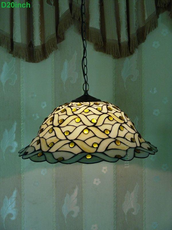 Pearl Tiffany Lamp20S8-86P11