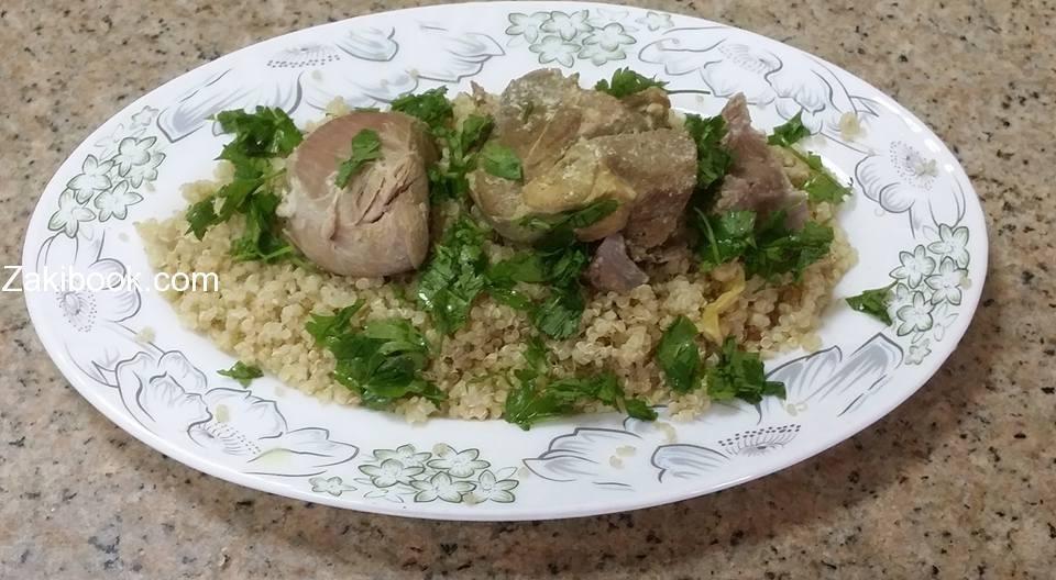 وصفات صحية طريقة عمل منسف دايت زاكي Recipes Main Dishes Food