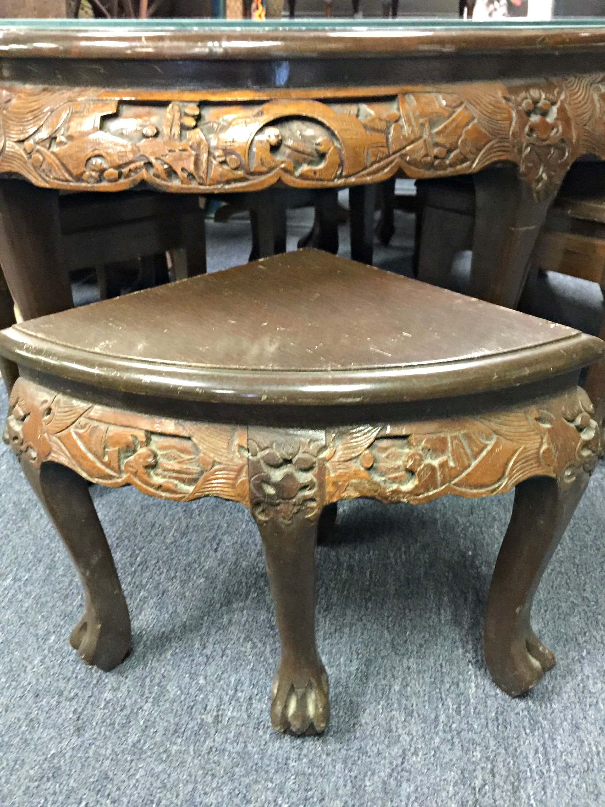 Attrayant Antique Asian Tea Table For Sale 848 232 2327