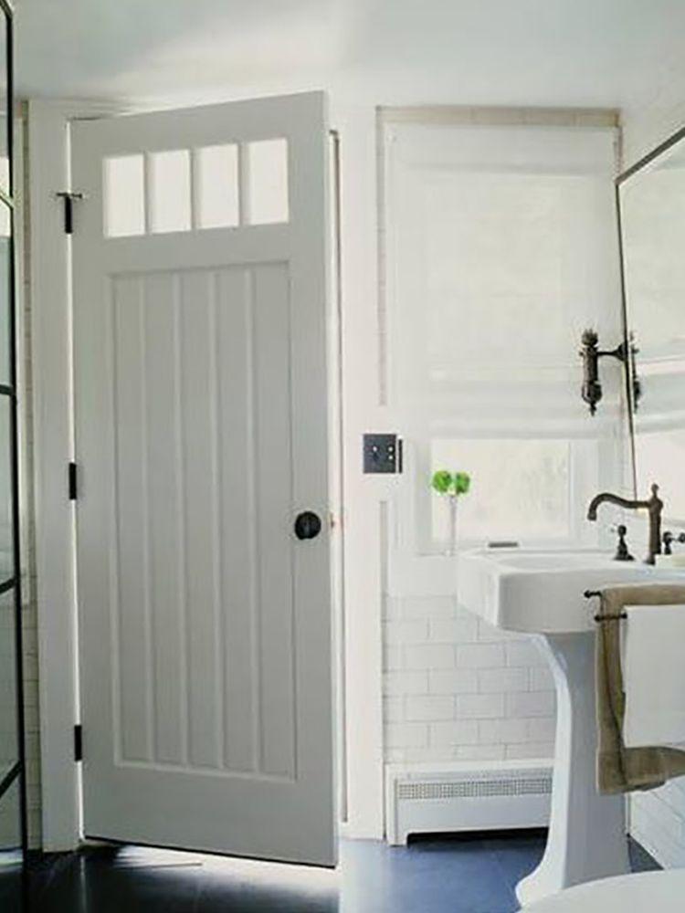 Transom On Bathroom Door Fishermans Cottage Bathroom Styling Home Renovation