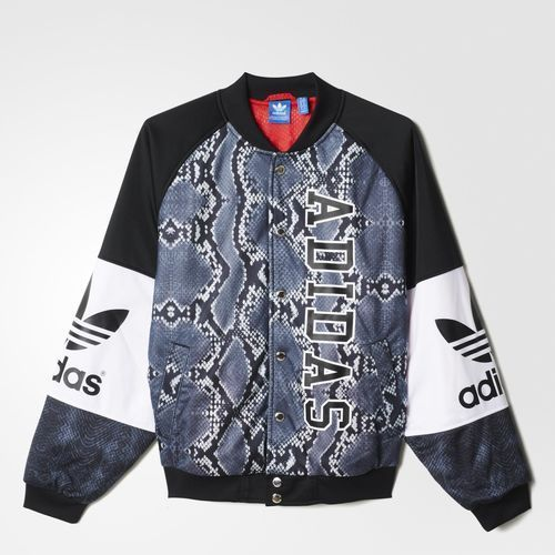 ADIDAS Originals LA Varsity Womens Jacket | Adidas originals