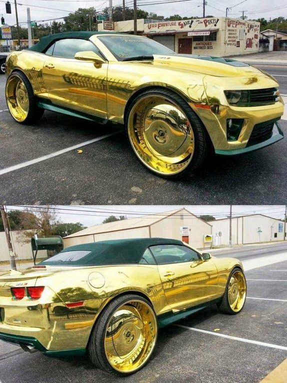 #gold #car www.infomotori.com