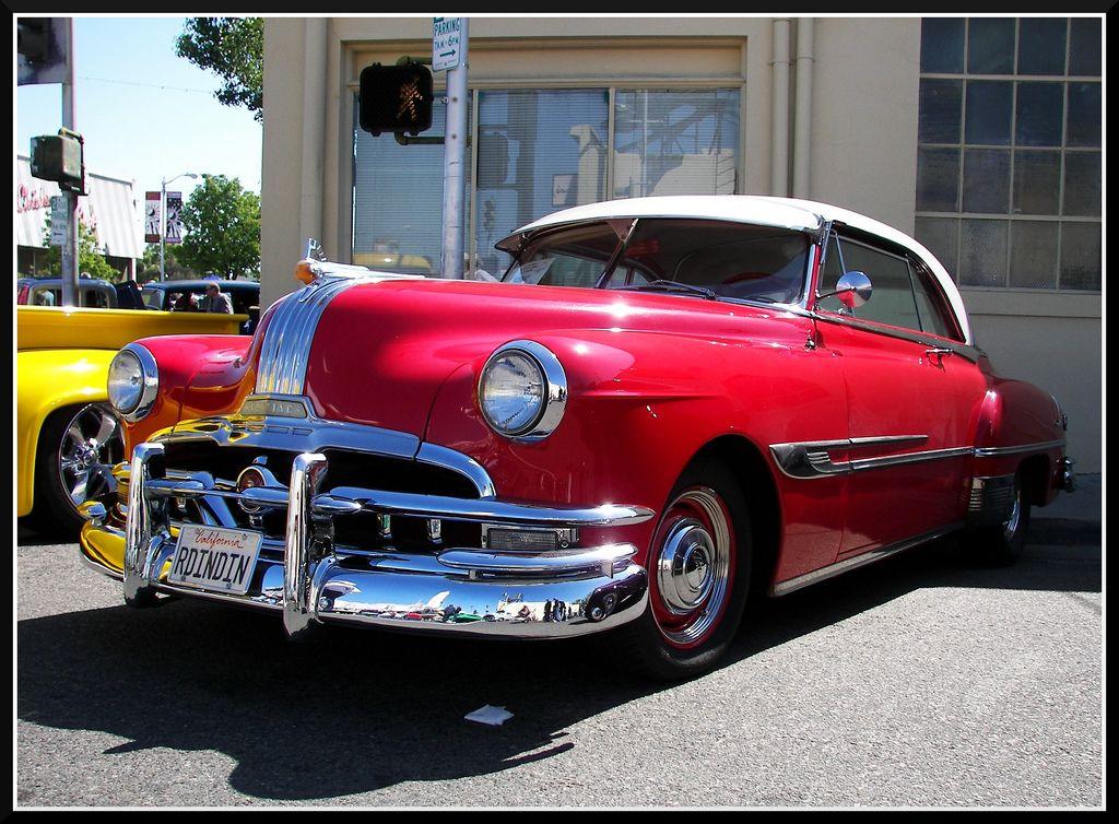 51 Pontiac Chieftain Pontiac Chieftain Pontiac Classic Cars