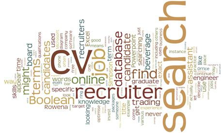 How to optimise your CV for an online database Guardian jobs and - qtp resume
