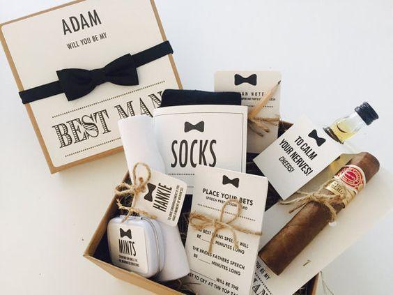Regalos para padrinos de boda 43 estupendas ideas para for Obsequios boda