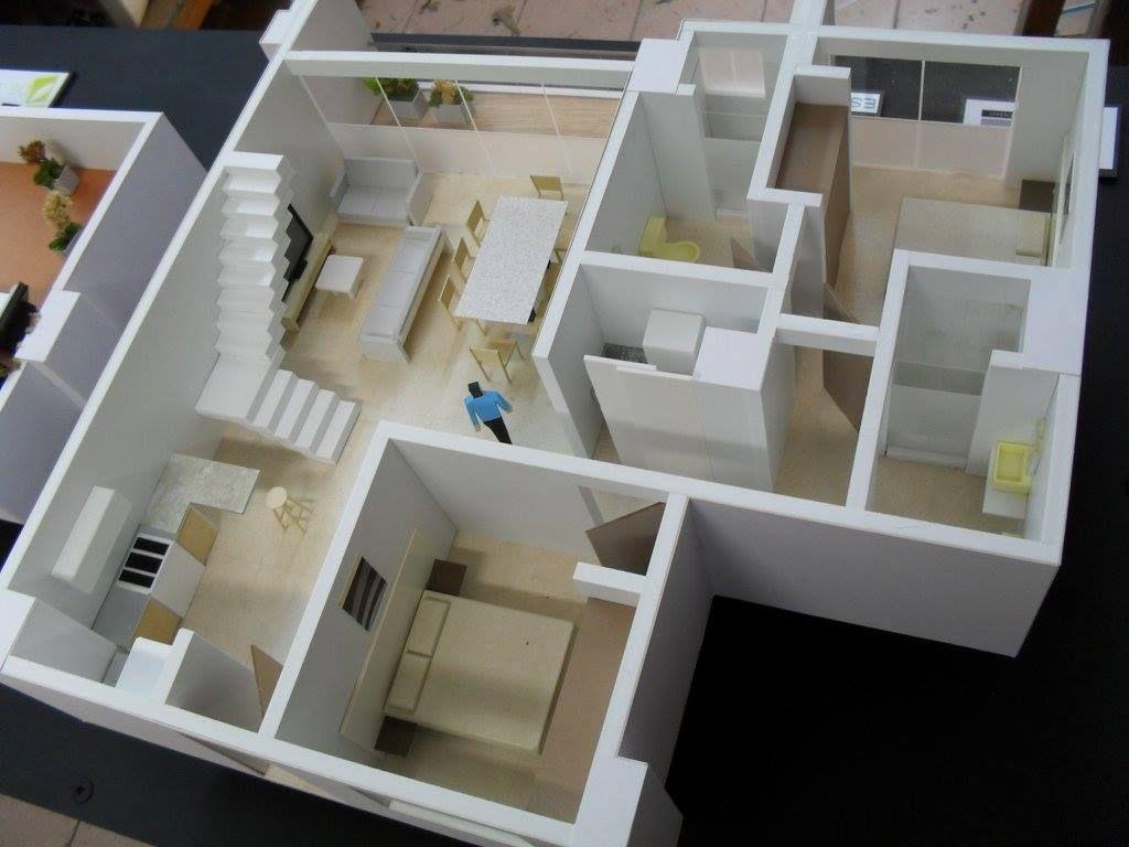 6 materiales b sicos para maquetas architecture - Casa de materiales ...