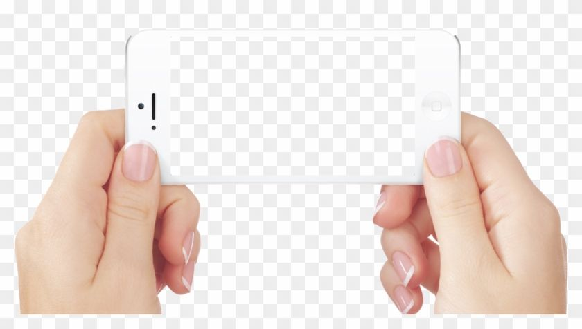 Find Hd Iphone Png Transparent Hand Holding Smartphone Free Png Download To Search And Download More Free Transparent Png Images Iphone Smartphone Png
