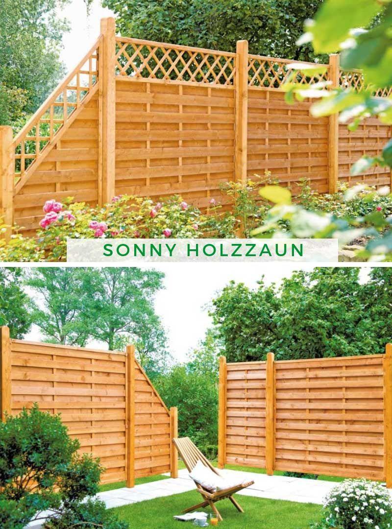 Alpholz Sonny Holzzaun Holzzaun Zaun Und Holz