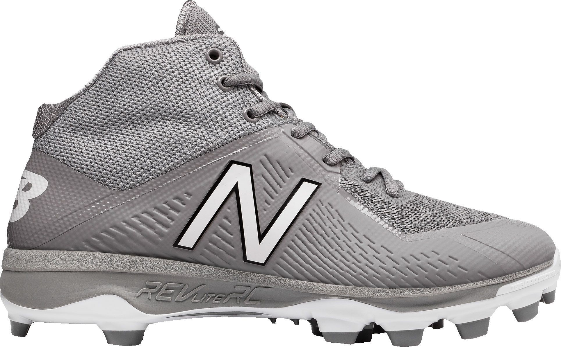 917173ed New Balance Men's 4040 V4 Mid TPU Baseball Cleats, Size: 12.0, Red ...