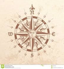 Image Result For Nautical Star Compass Painting Vintage Compass Nautical Compass Tattoo Compass Art