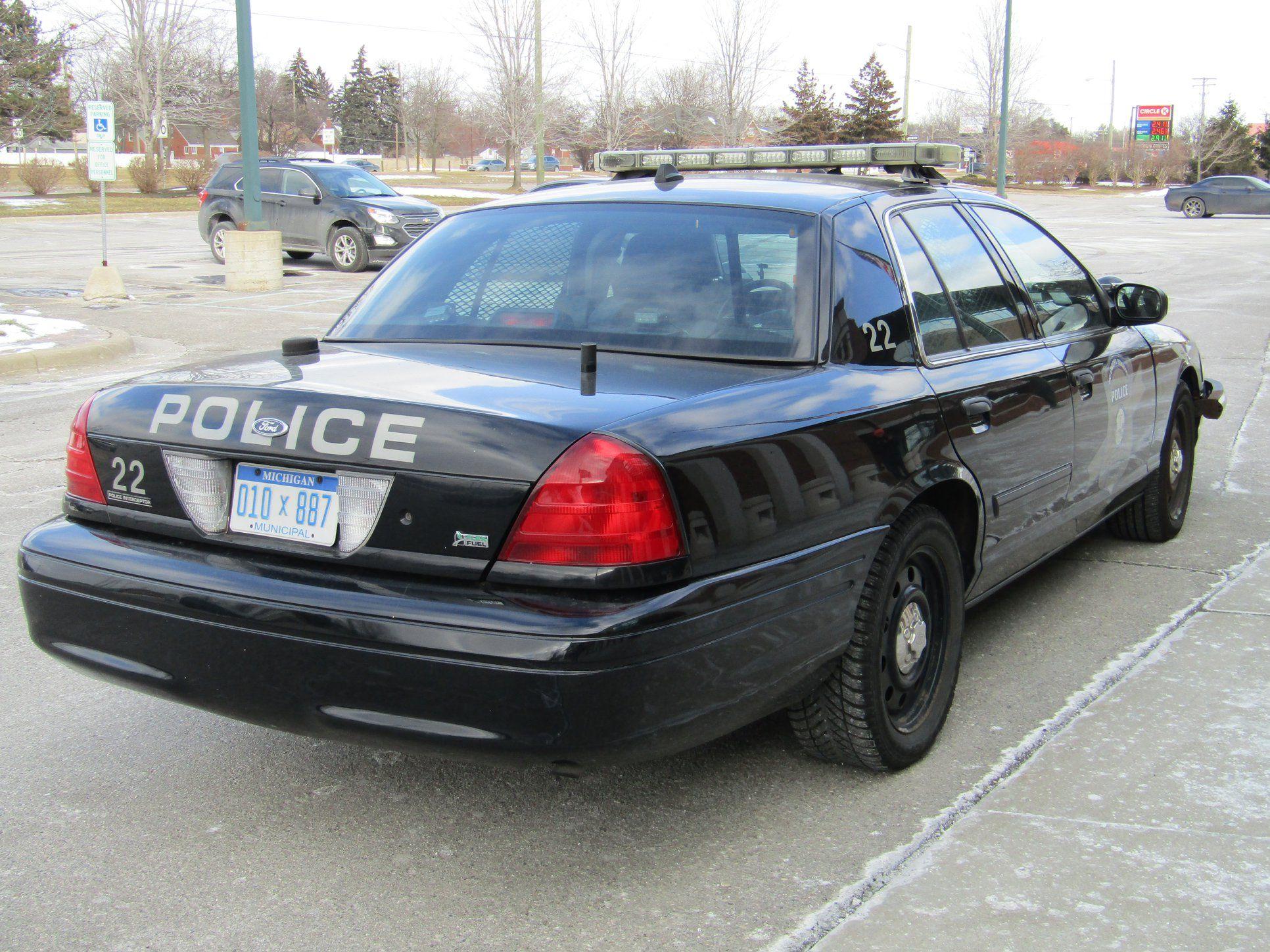 2011 Ford Crown Victoria Victoria Police Police Cars Interceptor