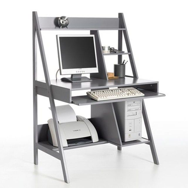 Bureau informatique Meeting Ergonomique et compact ce bureau