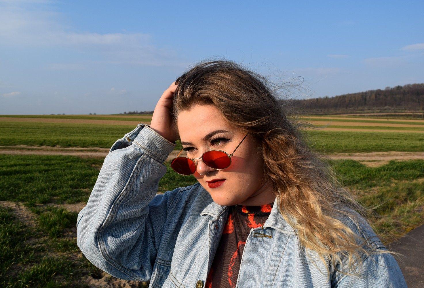 #sunnyday #polishgirl #redlips #photography #session #blond