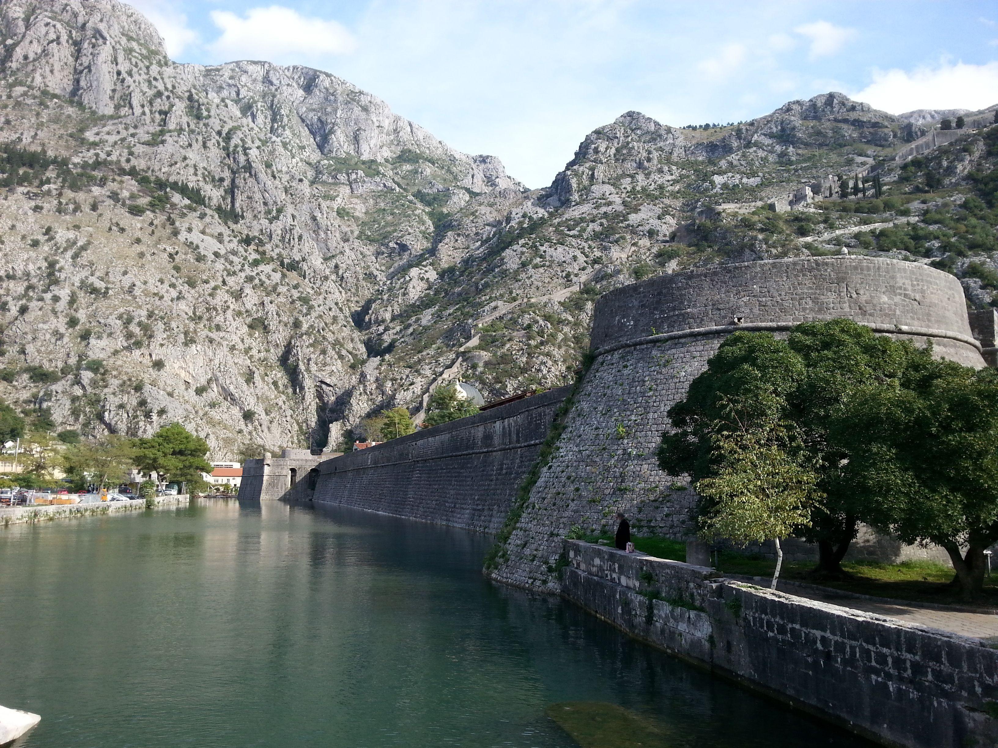Päiväreissulla Montenegrossa