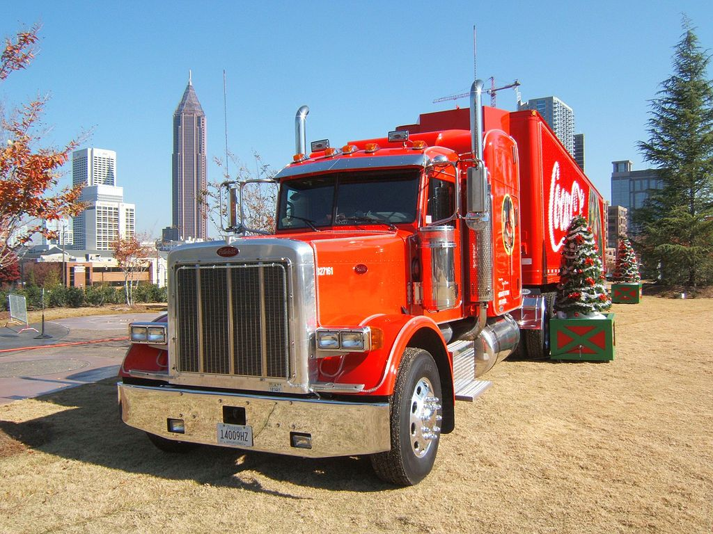 Camion-Peterbilt-Coca-Cola - Peterbilt - Wikipedia, the free encyclopedia