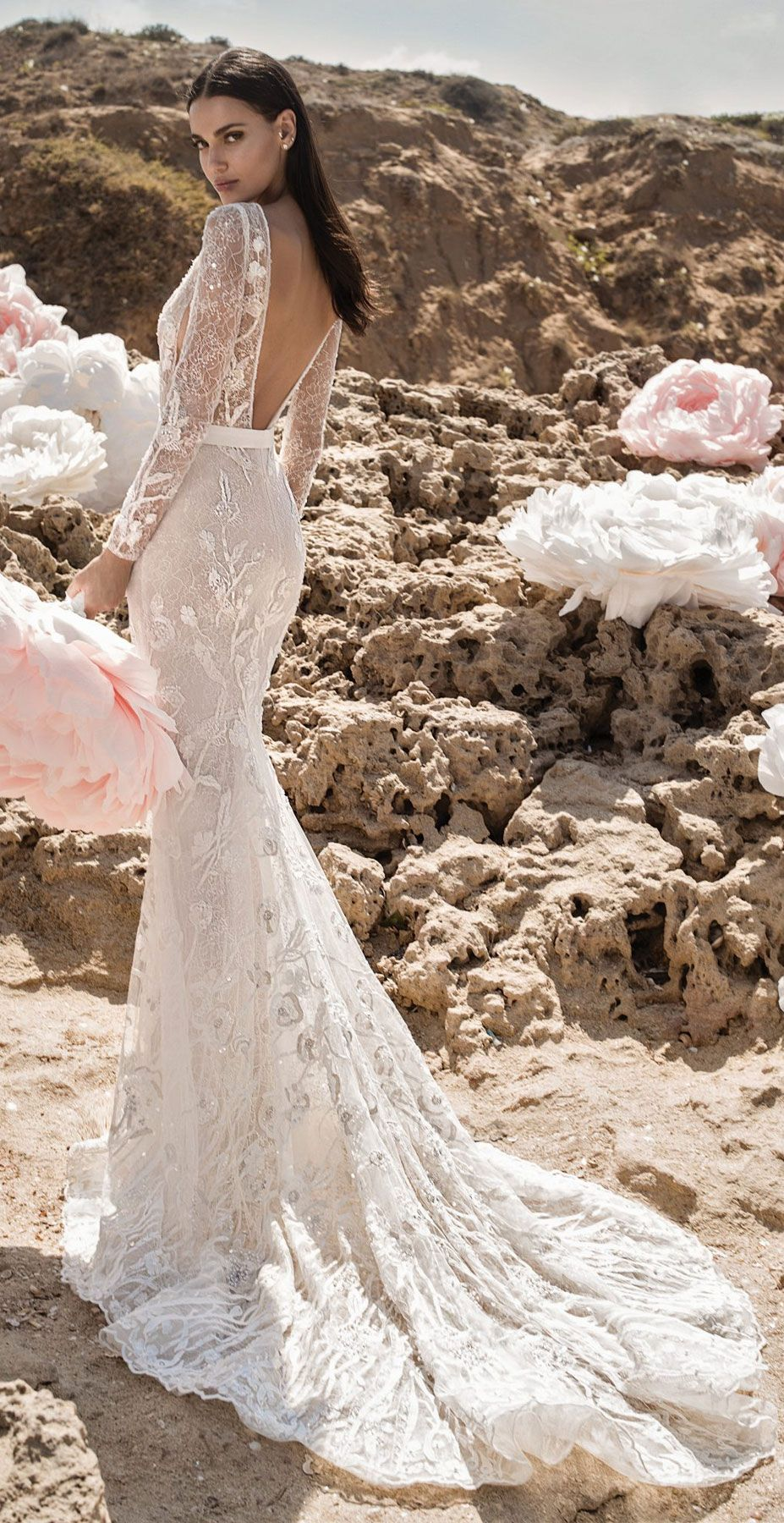 Lee Petra Grebenau wedding dresses – 2019 Enchanted Blossom Bridal Collection