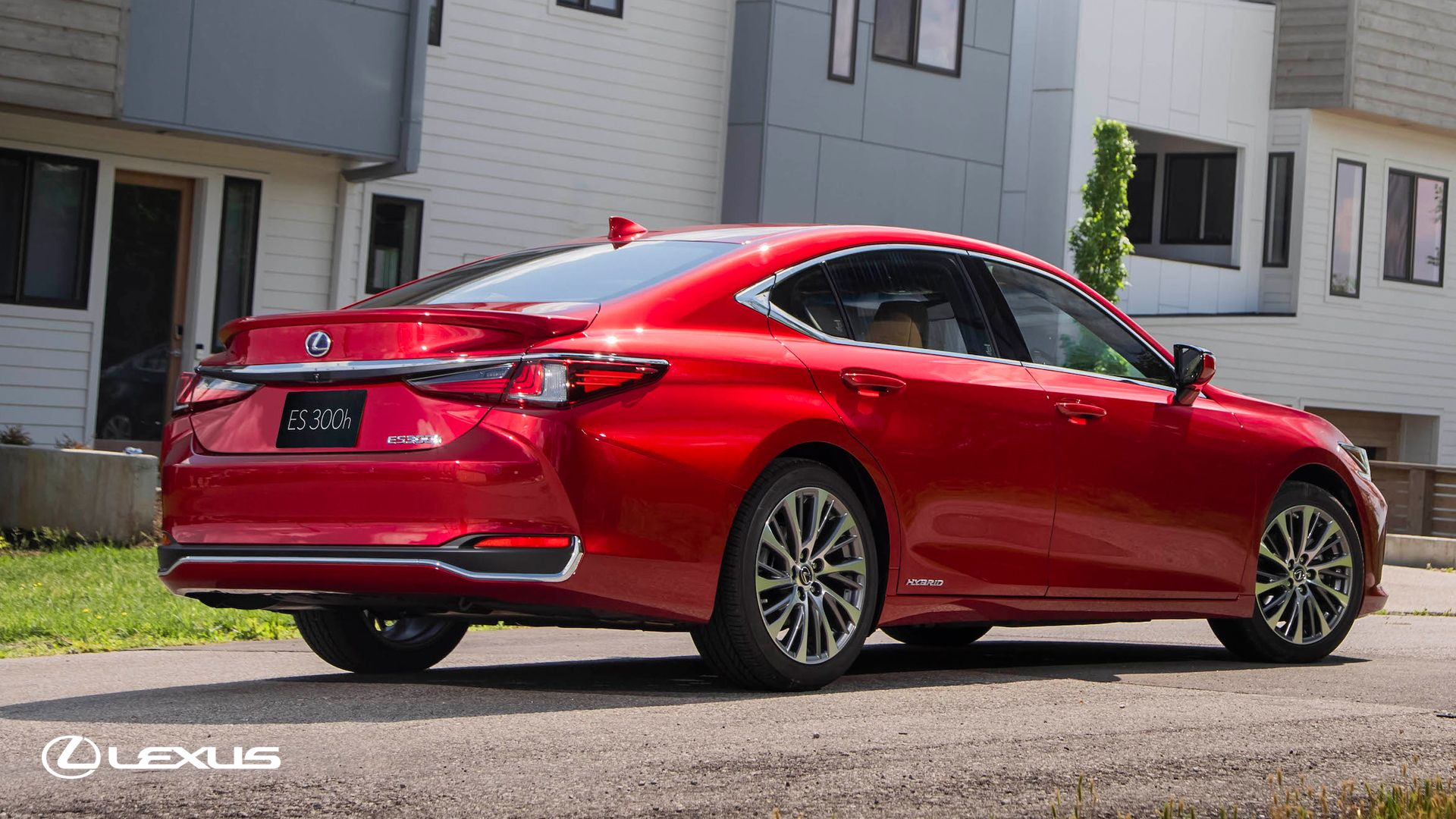Proving Red Goes Perfectly With Anything See The New Styling Of The 2019 Lexuses