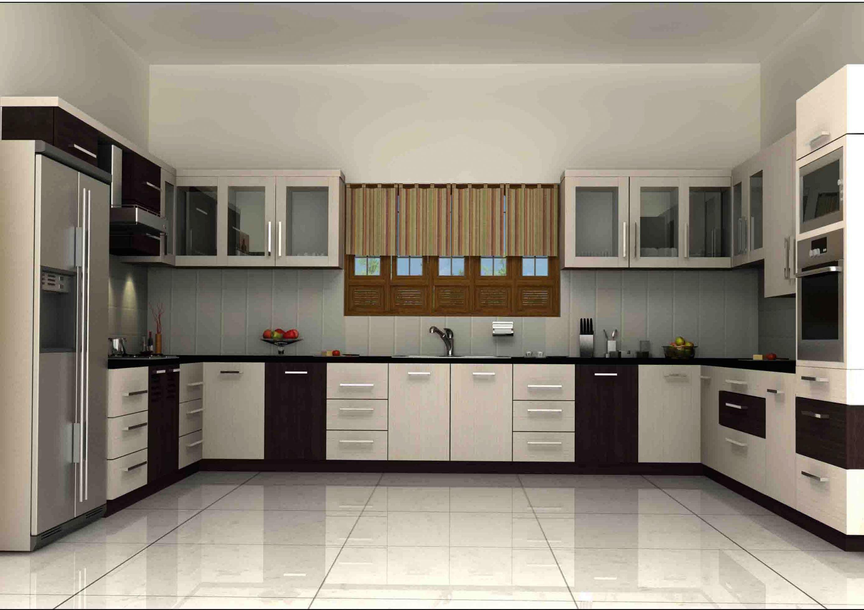 kitchen interior designs photos india  Interior design kitchen