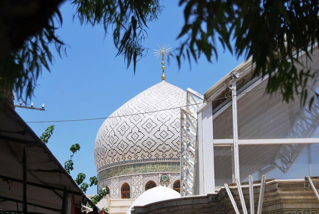 Damascus - Seyyidina Ruqaya Mosque Dome | von zishsheikh