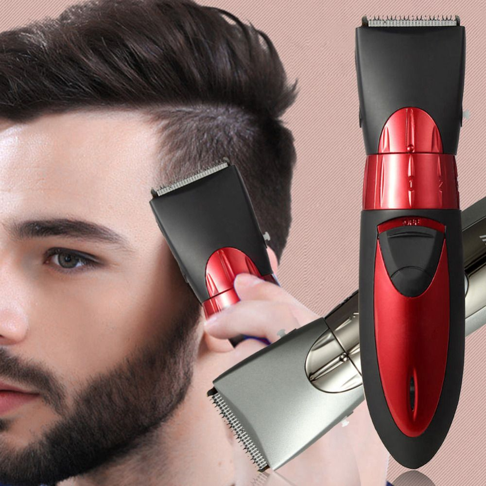 Professional Electric Hair Clipper Rechargeable Hair Trimmer Hair
