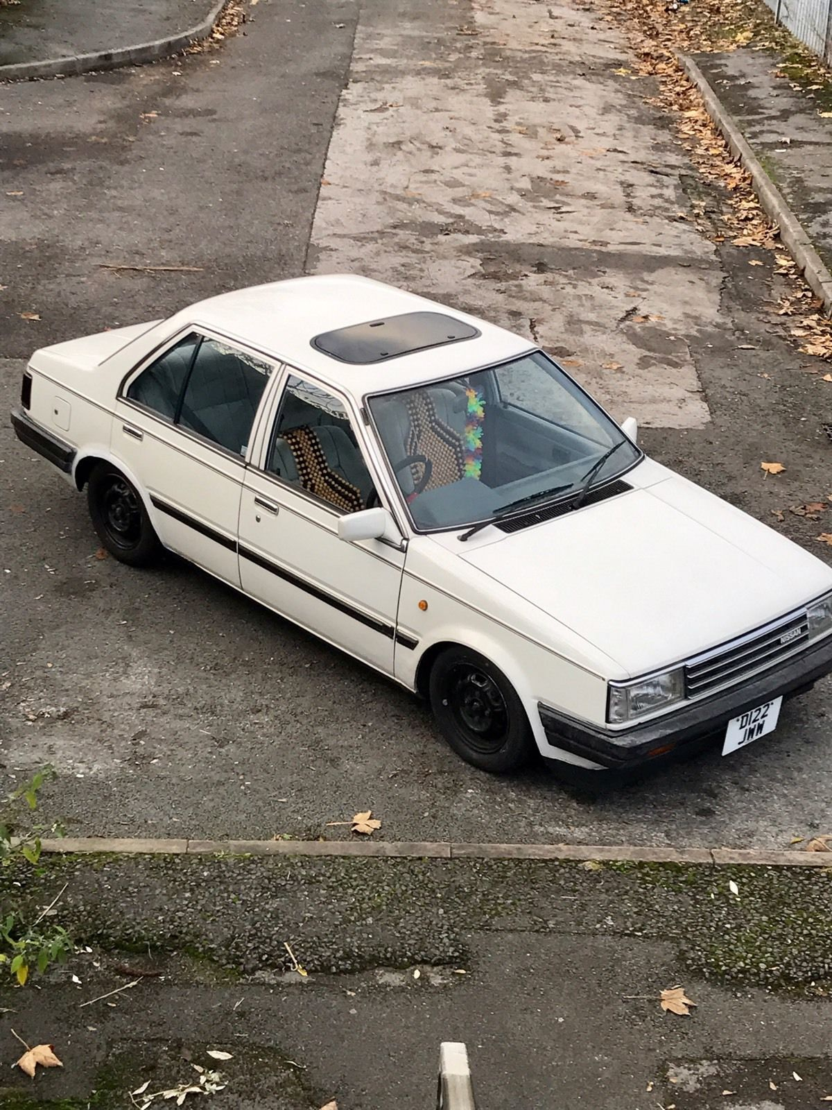 B11 Nissan Sunny Spirit 1.5 sgl Retro Daily Classic Want Vw Golf ...