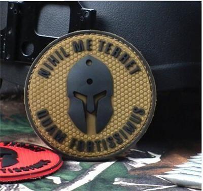 Hook /& Loop MOLON LABE HELMET SWAT Urban Morale Patch Special Ops Gear